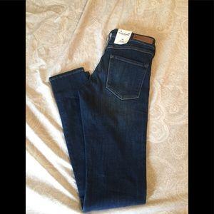 H&M super skinny low waist size 27/32
